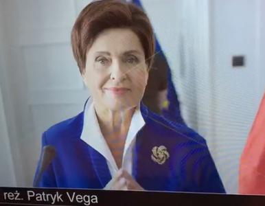 Ewa Kasprzyk jako Beata Szydło? Patryk Vega pokazał kolejny fragment...