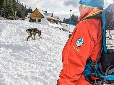 TOPR ostrzega. Rośnie zagrożenie lawinowe w Tatrach