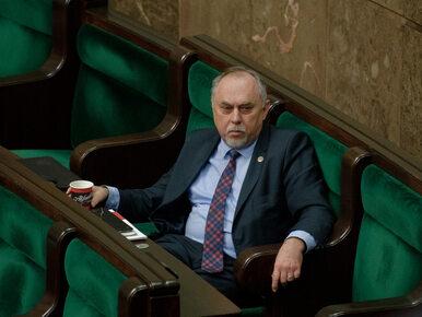 Janusz Sanocki do posła PO: Nie przerywaj mi gówniarzu