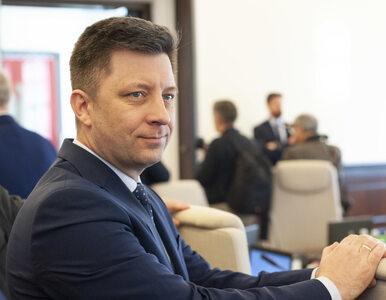 """Ostra wymiana zdań między Dworczykiem a Olejnik. """"Pan wspiera słowa..."""