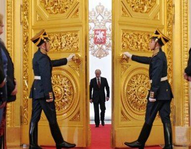 Putin urządził wielkie przyjęcie na Kremlu
