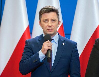 """Protestujący w Sejmie zostaną odgrodzeni. """"Choćby ze względu na przepisy"""""""