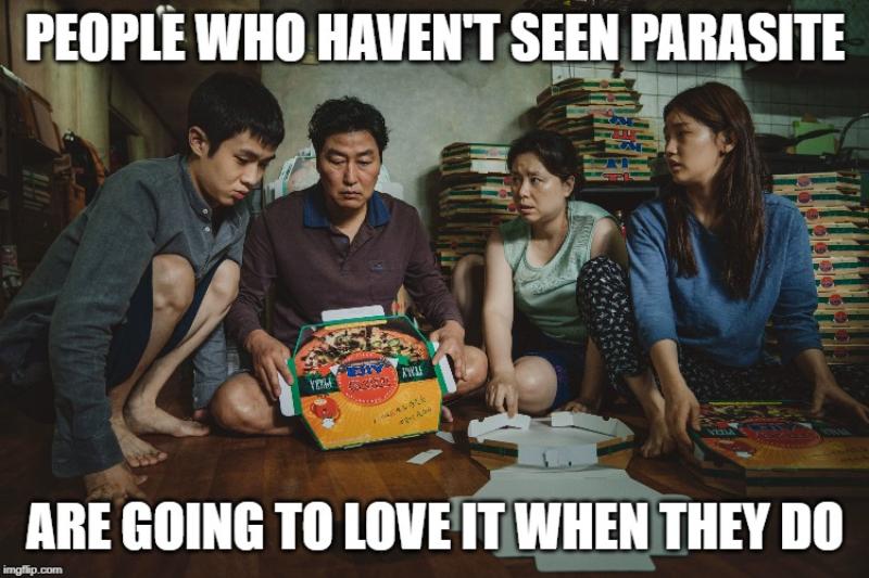 """Ludzie, którzy nie widzieli """"Parasite"""", pokochają ten film, gdy go zobaczą"""