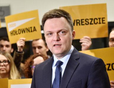 Szymon Hołownia uzbierał pół miliona w kilka dni. Otrzymał także...