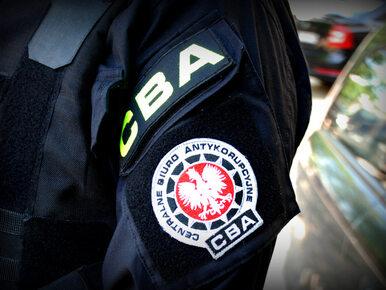 CBA zatrzymało byłego wiceprezesa Urzędu Dozoru Technicznego. Chodzi o...