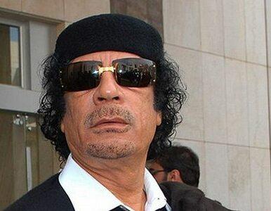 Kadafi miał w portugalskim banku ponad miliard euro