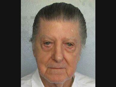 W USA przeprowadzono egzekucję 83-latka. To najstarszy stracony w tym...