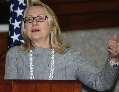 Clinton: mam nadzieję, że w wyborach prezydenckich w USA wygra kobieta