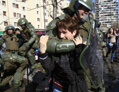 Chile: studenci chcą się uczyć za darmo, więc... biją się z policją