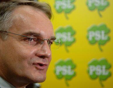 "PSL zaciska pasa - 10 mln na kampanię. ""Jesteśmy w trudnej sytuacji"""