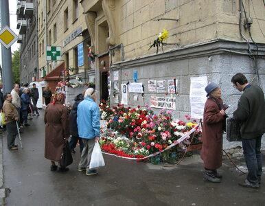 Rosja musi zapłacić odszkodowanie rodzinie Politkowskiej. Taki wyrok...