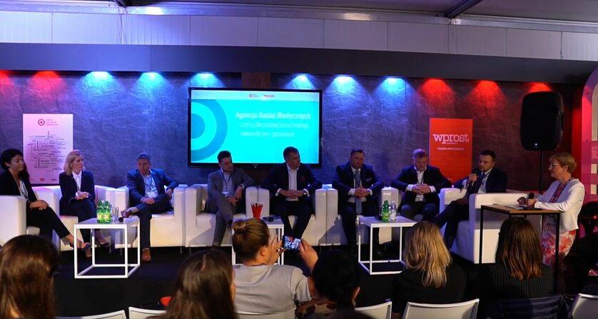 """Debata """"Agencja Badań Medycznych – szansą dla polskiej biotechnologii i gospodarki"""""""