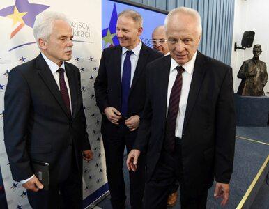 Nowa inicjatywa w Sejmie. Niesiołowski opuścił PO i zaatakował Schetynę