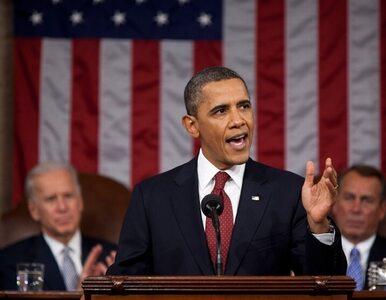 Obama i Cameron grożą Syrii. USA przemieszcza flotę